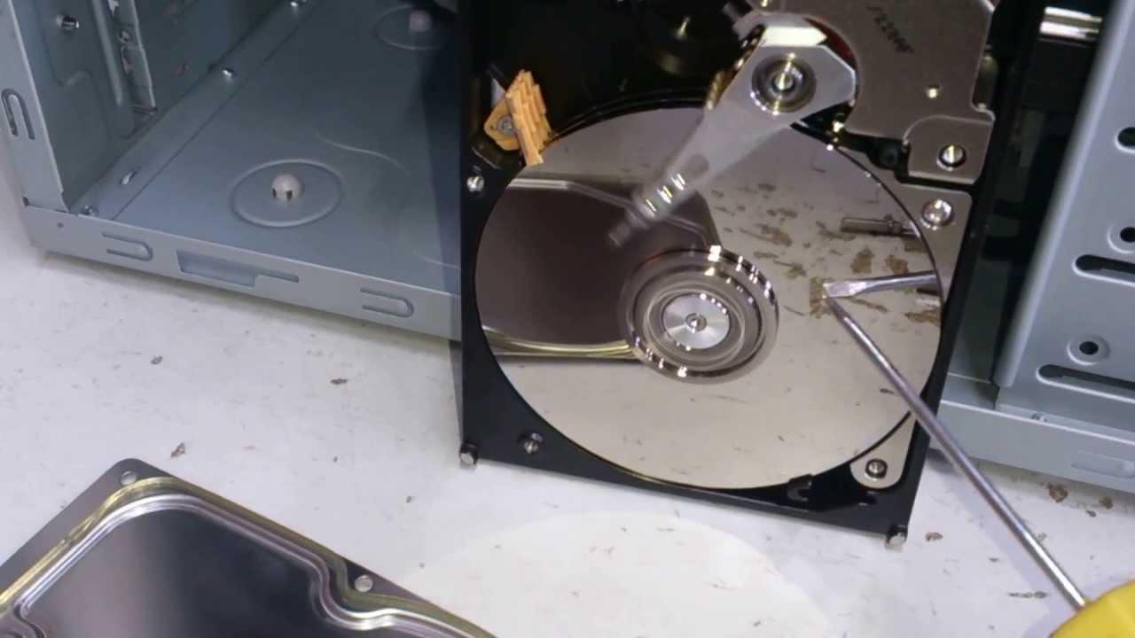 Жесткий диск не крутится ремонт своими руками 83