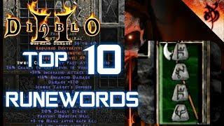 Top 10 Runewords - Diablo 2