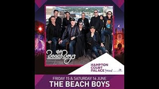 THE BEACH BOYS - 15 06 2018 - Hampton Court Palace Festival - LONDON
