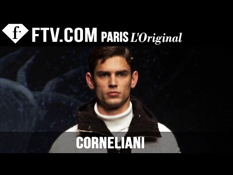 Corneliani Fall winter 2015   Milan Collections: Men   Fashiontv video