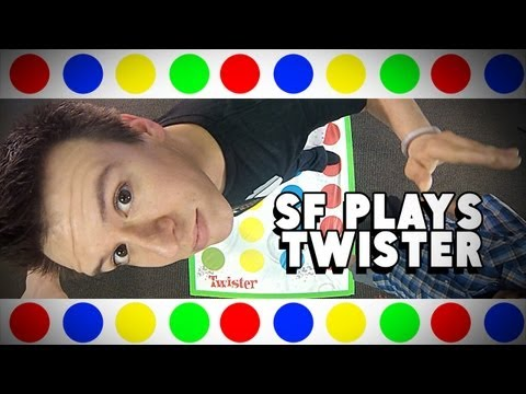SourceFed Plays Twister!