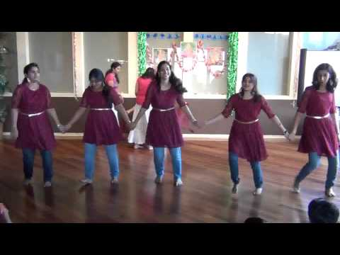 Barrington Lakes Diwali Celebrations 2013 - Old Hindi Remix...