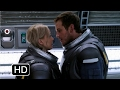 Passengers (2016) Hot Kiss Scean HD thumbnail