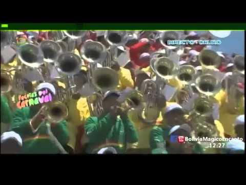 Festival de Bandas 2014 - Morenadas (9/11)