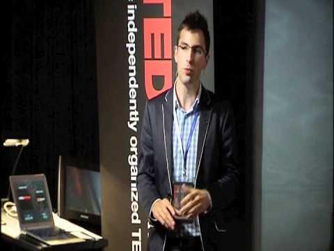 TEDxTransmedia - Sietse Bakker - DAREtoPROVOKE