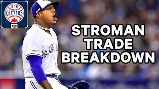 Marcus Stroman Trade Analysis w/ Jim Callis | At The Letters