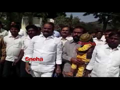 Rajanala Srihari First Independent Nomination in Warangal Urban Constituency | Sneha TV |