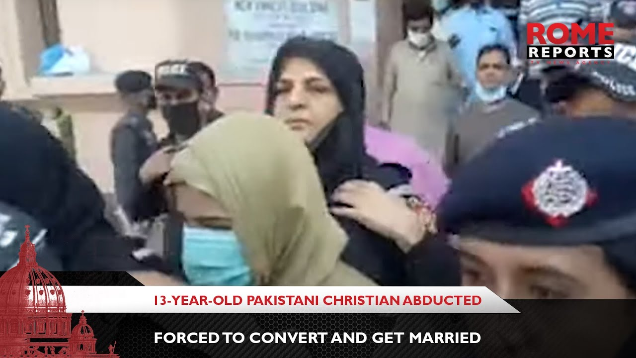 Arzoo Raja, 13-year-old Pakistani Christian abducted and forced to convert and marry