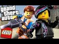 GTA 5 Mods LEGO MOD W EMMET LUCY GTA 5 PC Mods Gameplay mp3