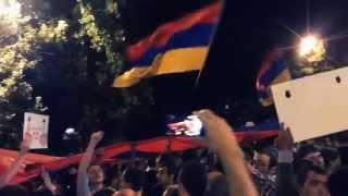Armenian Protest 2015 (Rap)