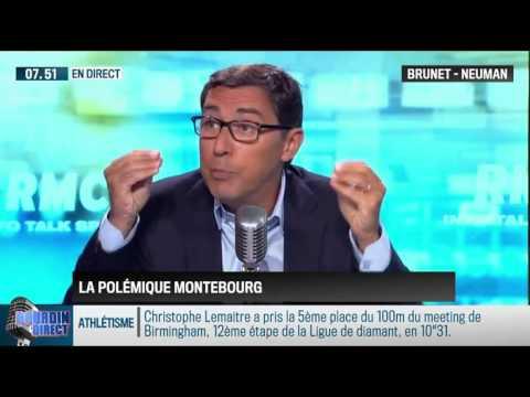 Arnaud Montebourg et Benoît Hamon critiquent la politique économique du gouvernement