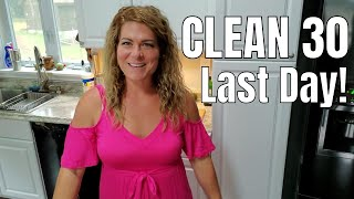Keto Rewind CLEAN 30 Day 30 - The Last Full Day of The Challenge - How Did You DO? #krclean30 #keto