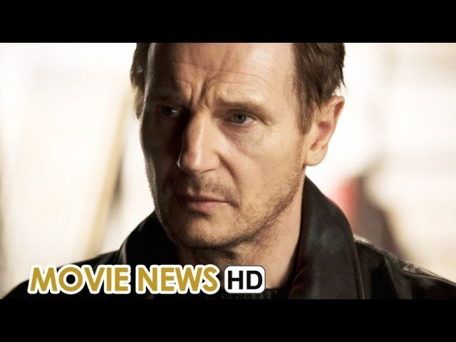 Action Movie News: Liam Neeson to star in new action-thriller! (2015) HD