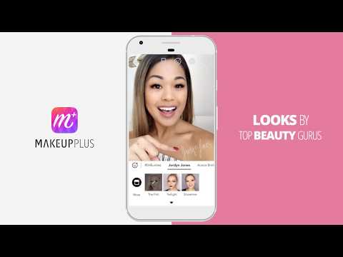 MakeupPlus - Makeup Camera APK Cover
