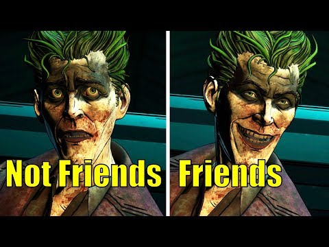 Bruce Telling John they Were Never Friends vs We Were Friends - The Enemy within Ep5 Same Stitch