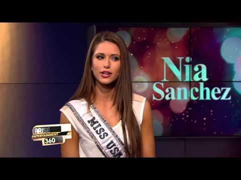 Miss USA 2014, Nina Sanchez talks about her big win!
