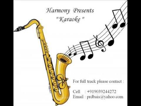 Main na bhoolunga main- Mukesh Karaoke