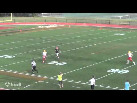 Jared Cohen OL McDonogh School 2013 Senior Highlights