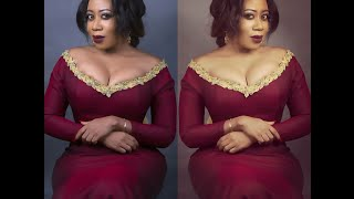 Popular Nollywood Actress In Plastic Surgery Scandal