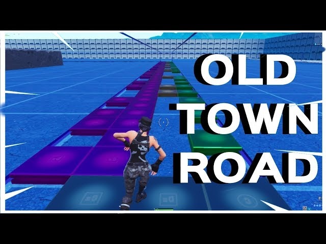 Old Town Road - Lil Nas X Fortnite Music Blocks Cover