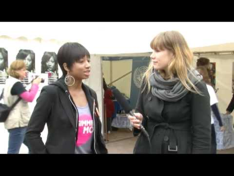 Interview with UN Youth Champion Monique Coleman