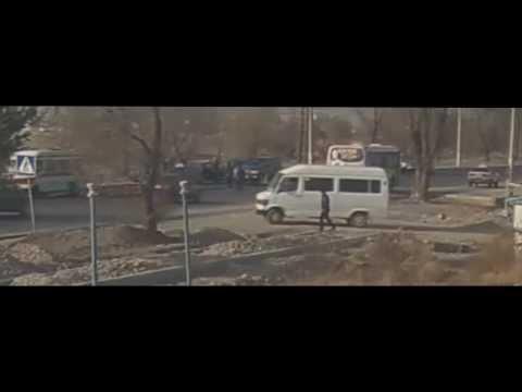Автоподставы теперь и в Бишкеке