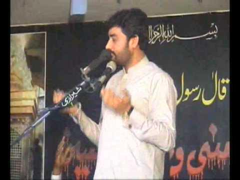 Zakir Waseem Abbas Baloch  Majlis 13 Apr 2014 Sargodha Jalsa Mukhtar video