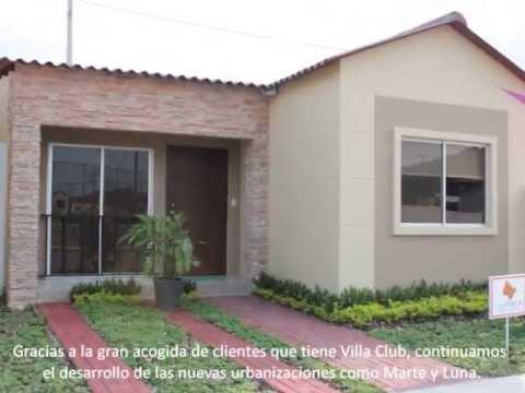 villa club casas en guayaquil villas modelo en luna youtube
