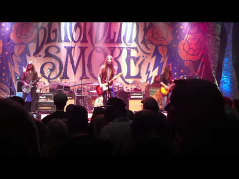 Blackberry Smoke - Livin In The Song [New Song] (House Of Blues Dallas 3-21-14)