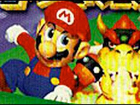 CGR Undertow - SUPER MARIO 64 for Nintendo 64 Video Game Review