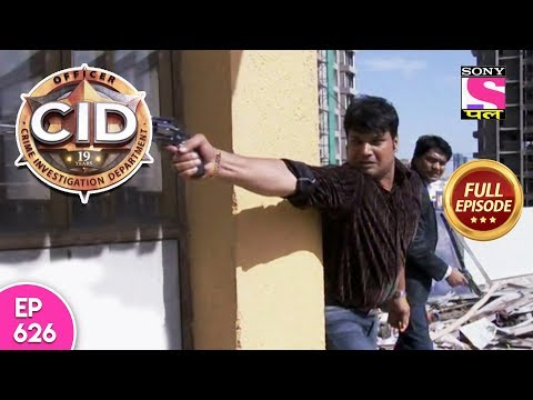 CID -  Full Episode   626 - 08th March , 2018 thumbnail