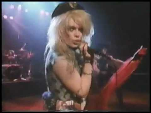 Hanoi Rocks- Boulevard of Broken Dreams (Music Video)