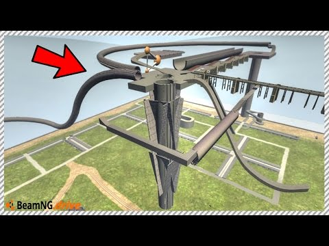 ULTIMATE CRASH TEST SITE (BeamNG Drive Gameplay)