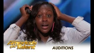 "Flau'jae: 14-Year-Old Rapper's PLEA To America ""Put Your Guns Down!"" 