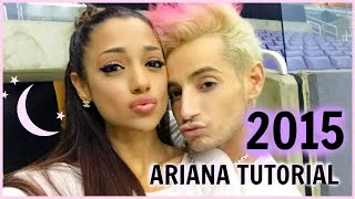 Ariana Grande 2015 Make up Tutorial
