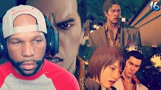 Yakuza 0 Walkthrough Gameplay Part 16 - Whoa the Truth about Oda! 🔥 (Ps4)