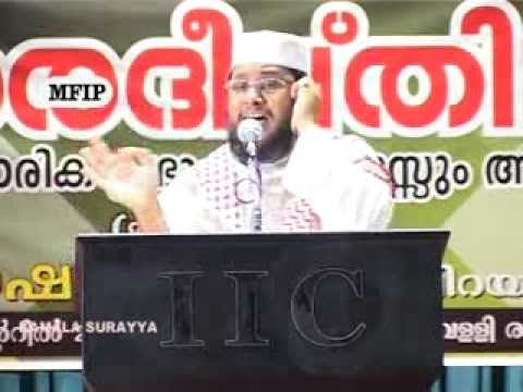 Noushad Baqavi New 2012 Speech Dubai Prabhashanam Part 2 Of 2 video