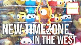 New Arcade In the West! - Arcade Ninja (Timezone)