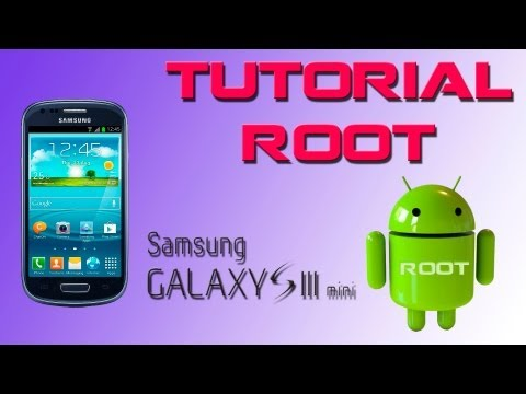 Tutorial ROOT Samsung Galaxy S3 Mini