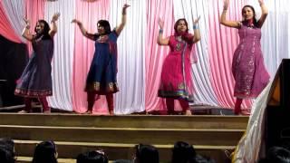 Kashmira & group - Ganapati Dance 2012