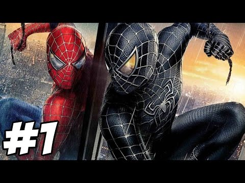 Spider-Man 3: The Game Walkthrough Part 1 (Xbox 360/PS3/Wii/PC)