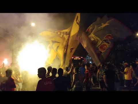 Avenida Rubro-negra, Sport X Atlético Pr