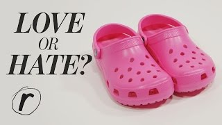 Crocs: The World's Most Polarizing Shoe | Racked