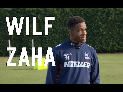 WILFRIED ZAHA #HOME