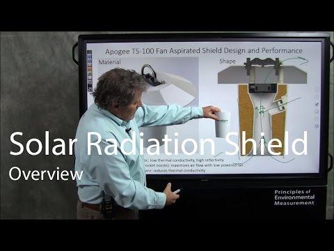 Solar Radiation Shields