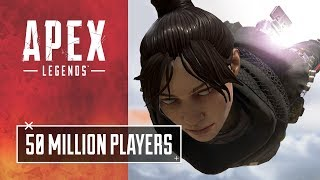 Apex Legends – 50 Million Players Strong