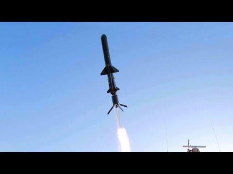 North Korea tests 'cutting-edge' missle