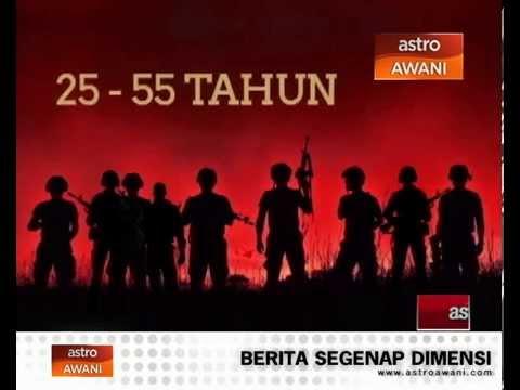 9 disyaki anggota militan ditahan