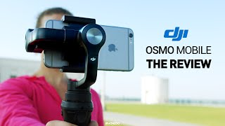 DJI Osmo Mobile — In-Depth Review and Tests [4K]