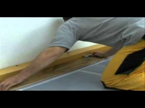 Poradnik: montaż podłogi: deska lita układa fachowiec BOEN